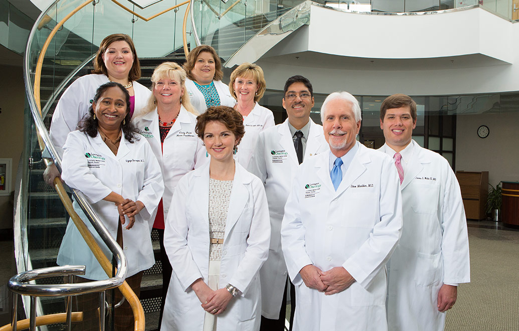 Lexington Oncology Team